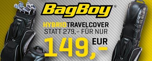BagBoy Hybrid Travelbag