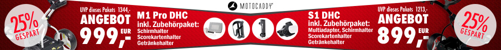 Motocaddy Angebote