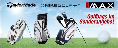 Golfbags reduziert