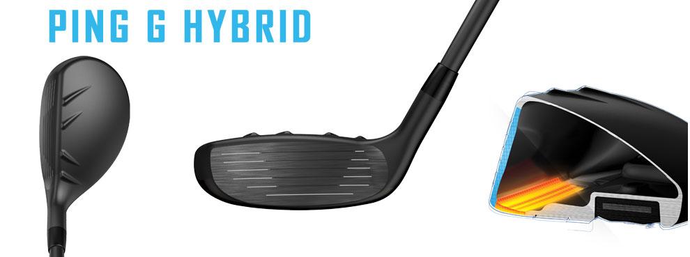 Ping G Hybrid