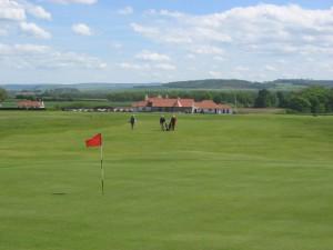 Golfurlaub buchen - hier: Schottland abgebildet.