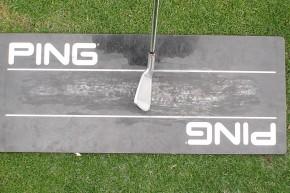 Lie Board - Golfschläger Fitting