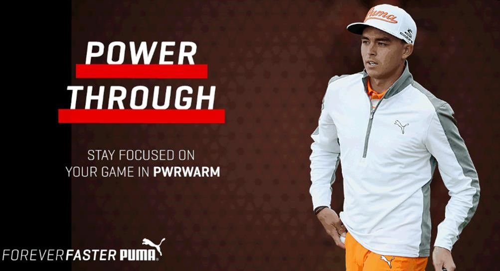 Rickie Fowler Power