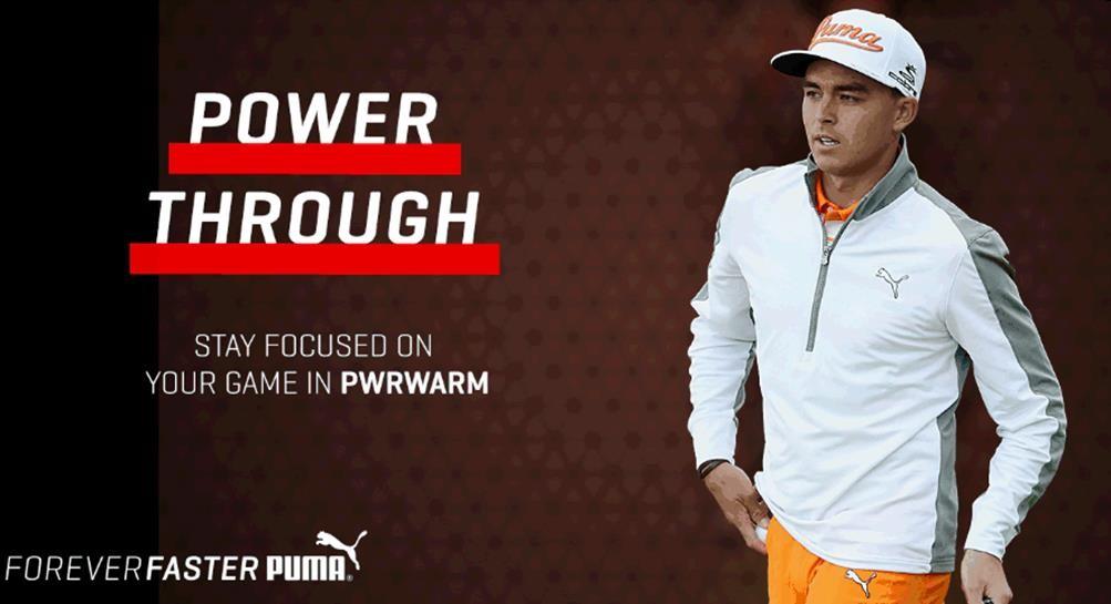 Rickie Fowler Power
